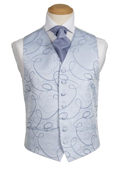Waistcoat Blue 91